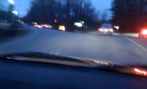 Ferndale rush hour