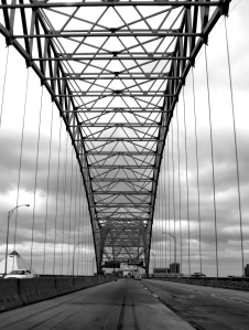 I-40 bridge over the Mississippi.