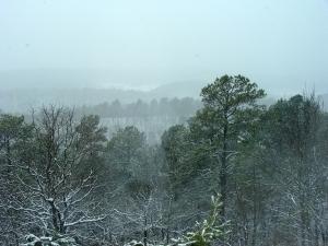 Snow at 1024