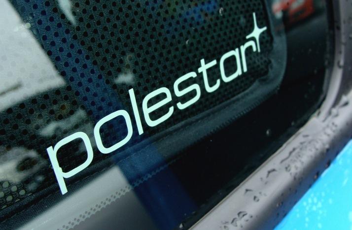 A rare Polestar edition C30 Volvo.