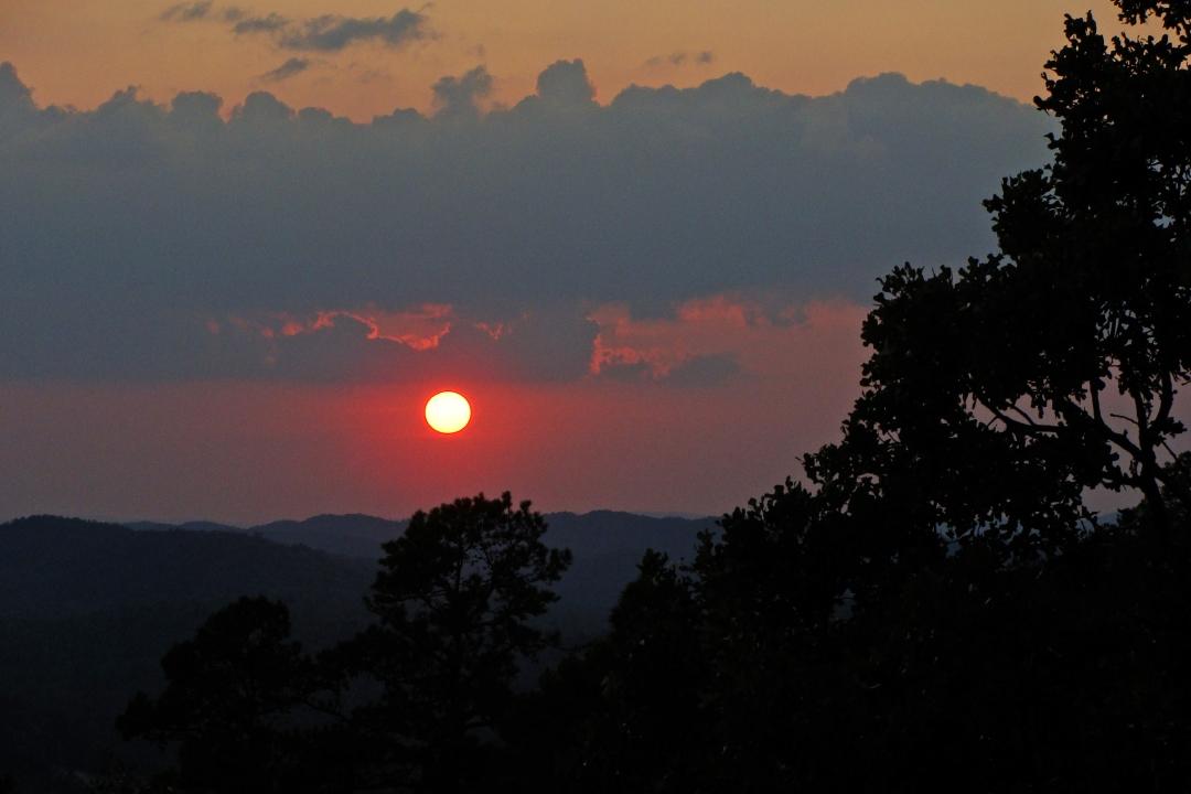 8-24 sunset