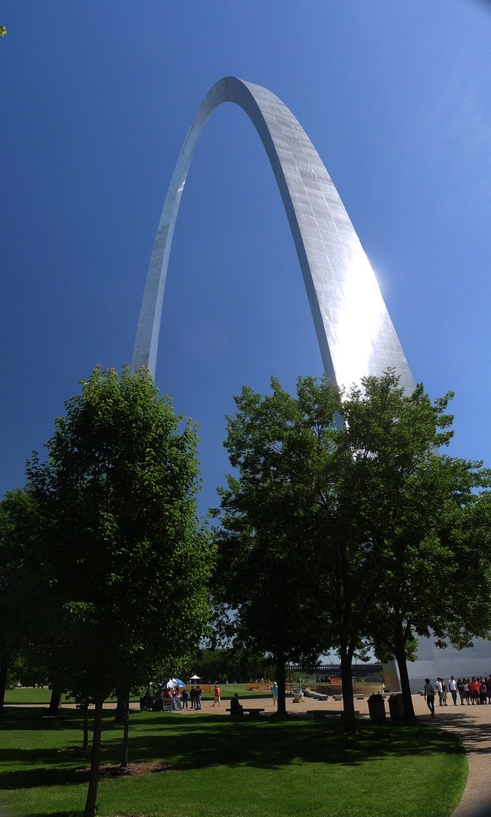 Gateway Arch at St. Louis