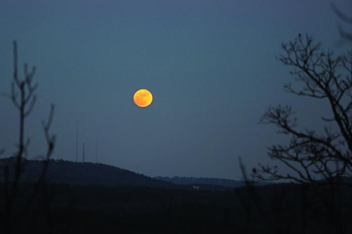 Moonrise.